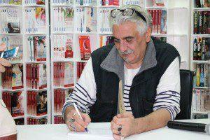 Gilles Jacob Lellouche, autor książki o kuchni żydowsko-tunezyjskiej.